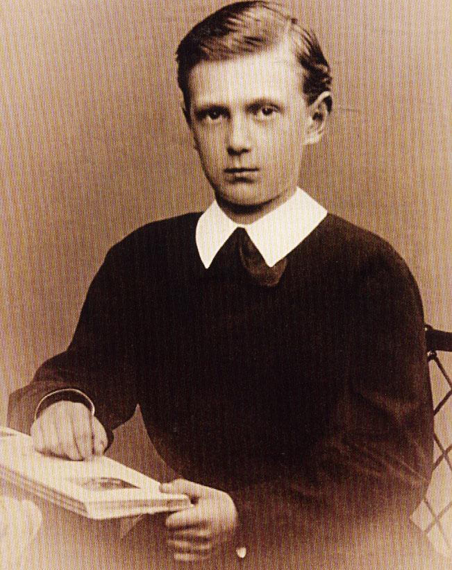 Великий князь Сергей Александрович в детстве. <br>