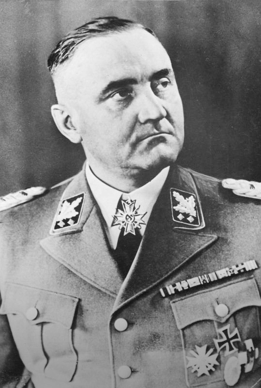 Готтлоб Кристиан Бергер.
