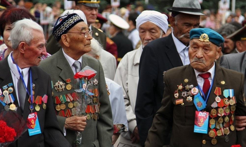 фото казахстанской символики дня победы видеосюжетов