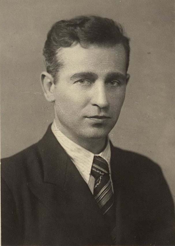 Николай Киселев, 1946 год.