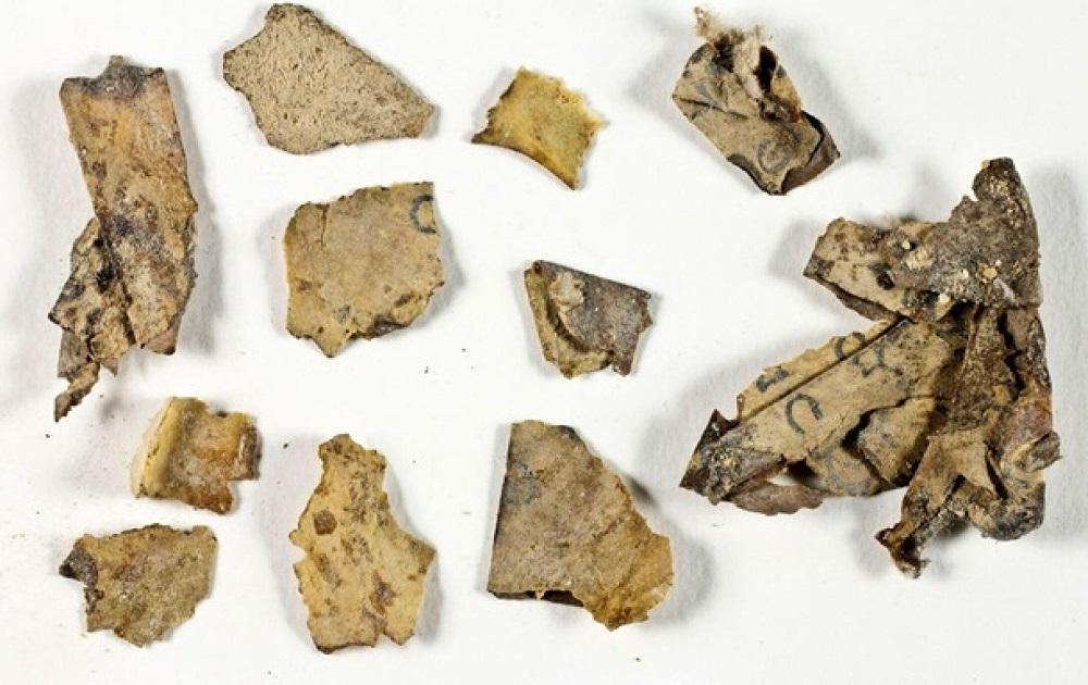 В пещерах Мёртвого моря нашли фрагменты нового свитка
