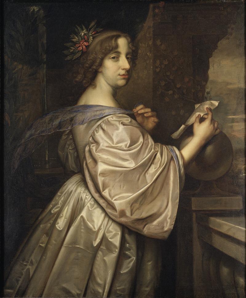 Портрет Кристины Шведской, 1647−1651 г.