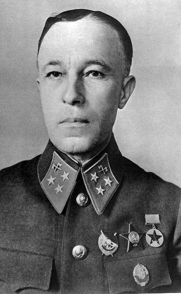 Дмитрий Карбышев.