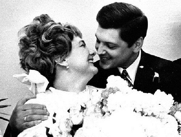Свадьба Галины Брежневой и Юрия Чурбанова.