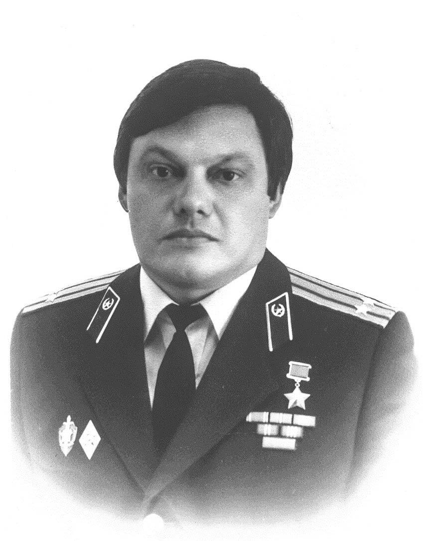 Виктор Карпухин. <br>