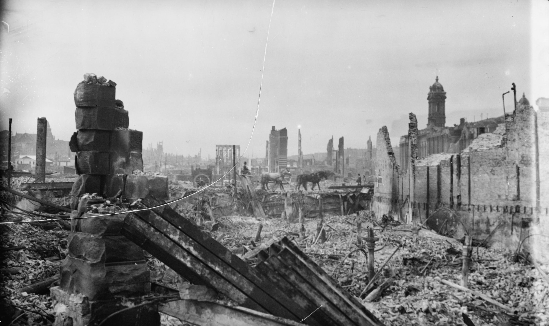 Землетрясение в Сан-Франциско 1906 года | Календарь Трагедий | 1782x3000