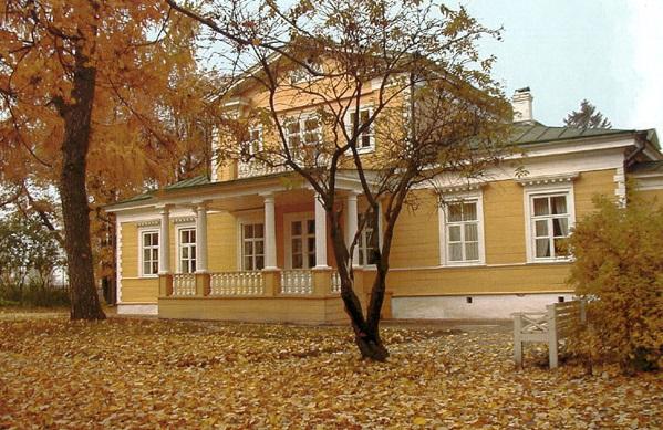 Музей-заповедник А. С. Пушкина «Болдино». <br>