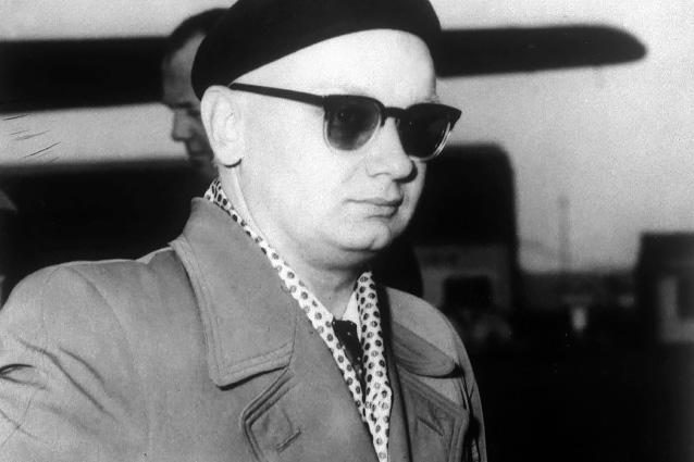 Николай Хохлов, 1957 год. Источник: Pinterest