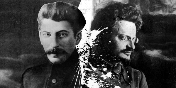 why did stalin becom leader after lenin not trotsky