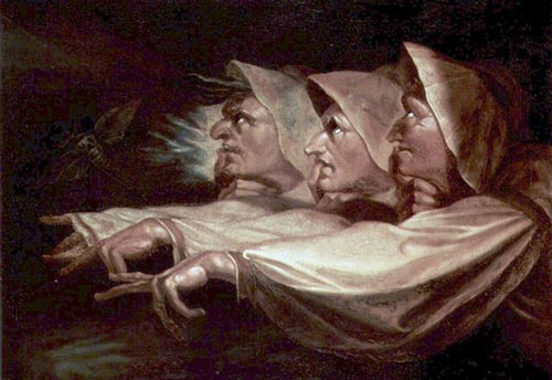 Аррасские ведьмы.