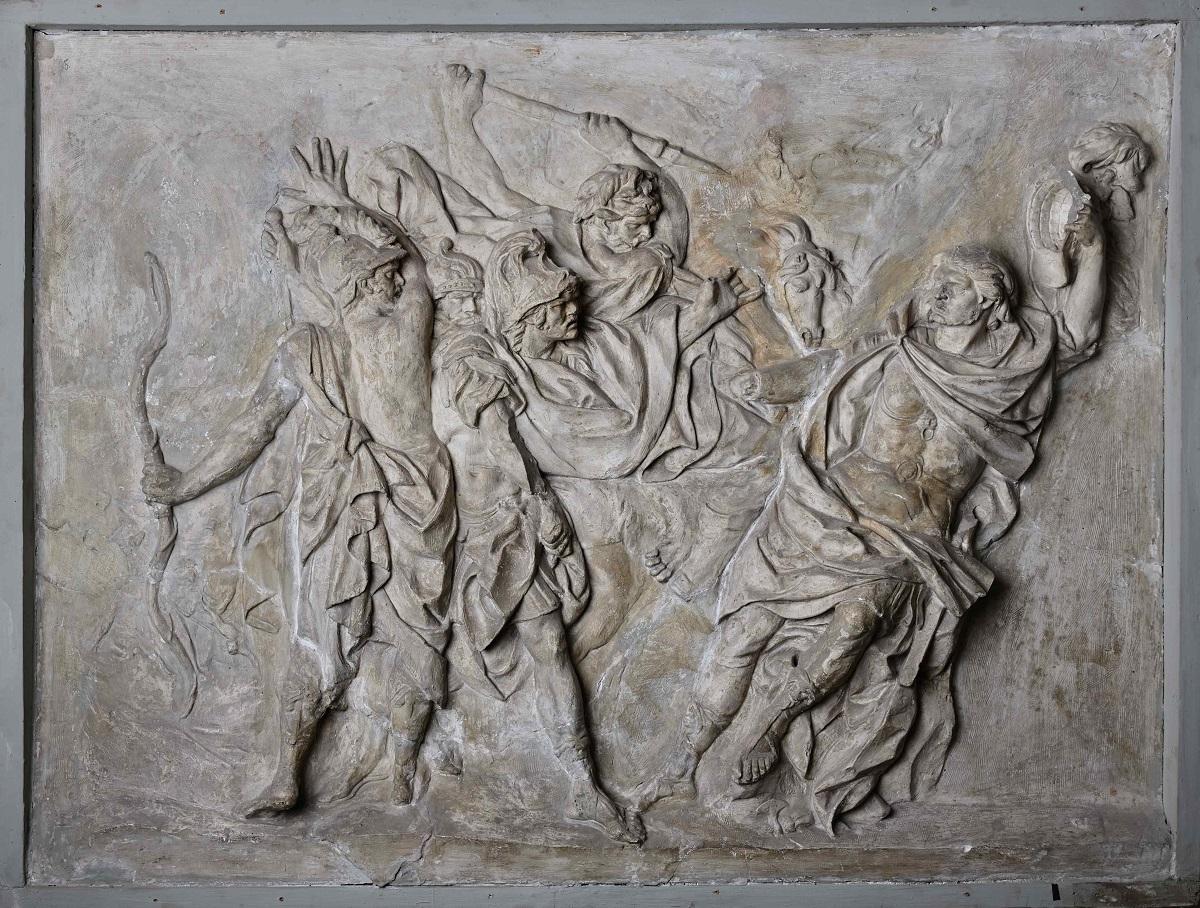 Щедрин Ф. Ф. Изяслава Мстиславовича хотели убить любимые его воины не знавши, 1772.
