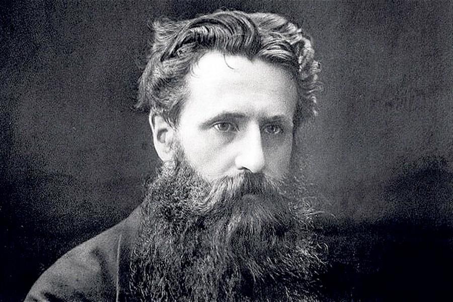 Джордж Смит.