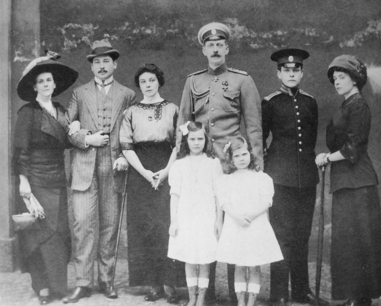 Семья Натальи Палей.