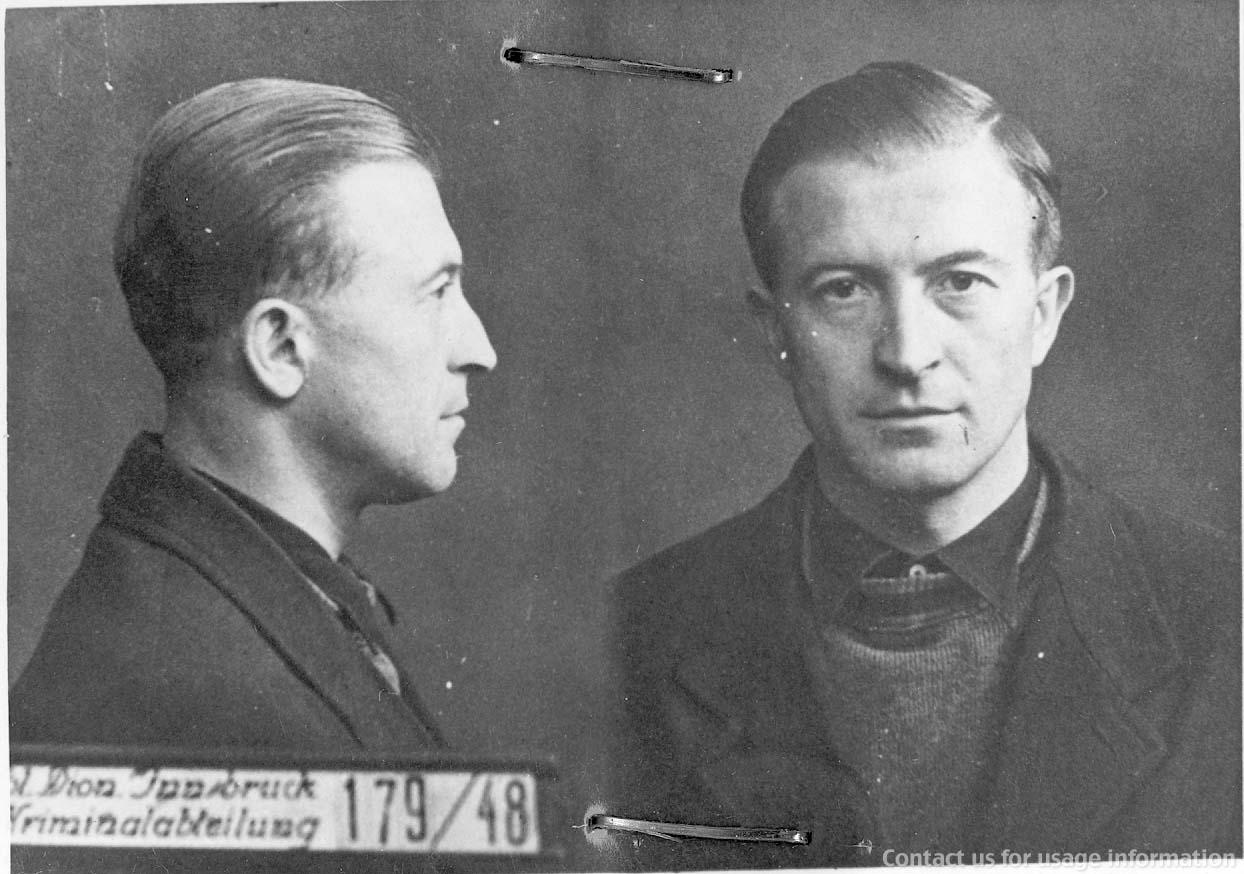 Антон Маллот, фото после войны