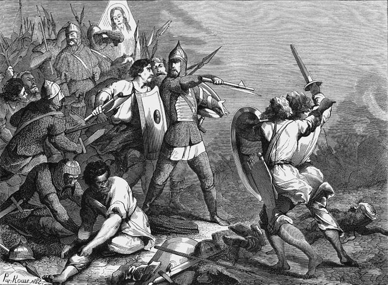 Самая кровавая битва Новгородцев с Суздальцами