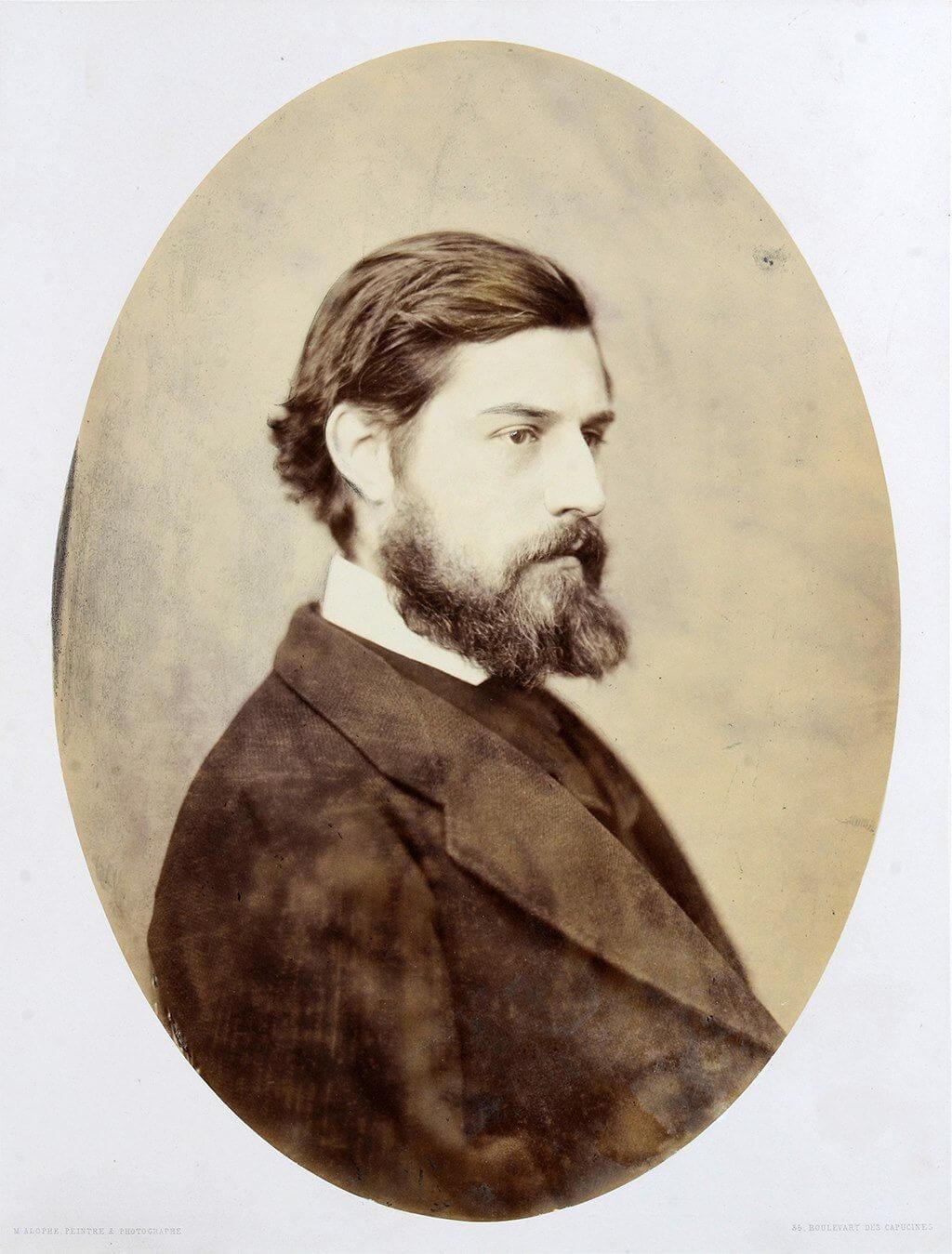 Эме Герлен, пионер синтетических ароматов, выпустивший в 1889 году аромат Jicky.