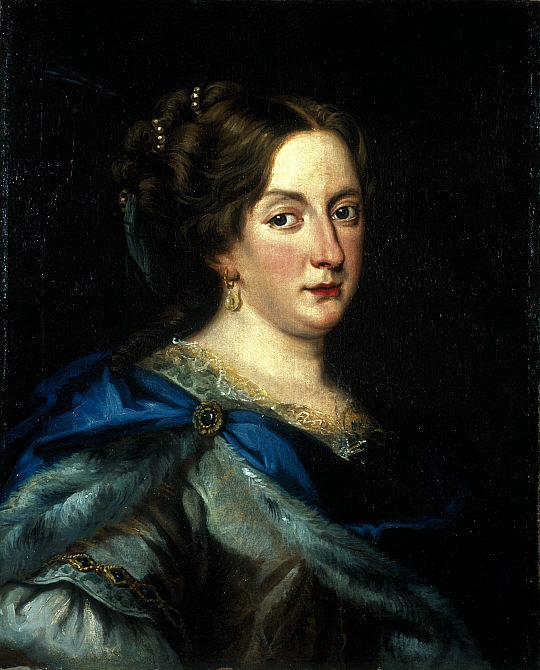 Кристина Шведская.