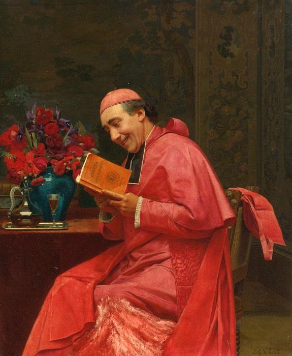 Жан Жорж Вибер. Занимательное чтение.