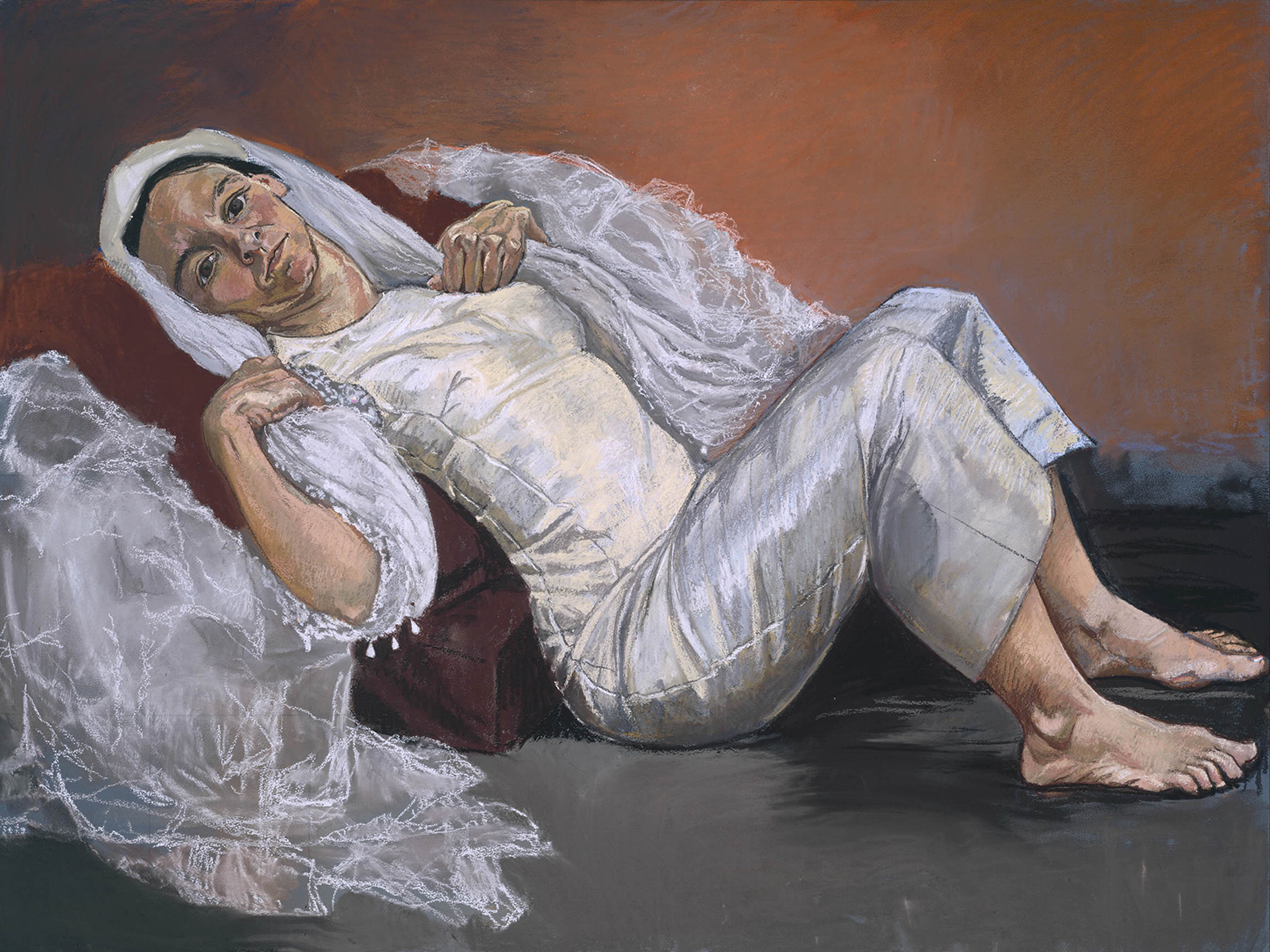 Паула Регу Невеста 1994 Tate Paula Rego _ Courtesy Marlborough Fine Art.jpg