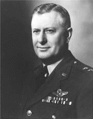 Генерал Уильям Таннер. <br>