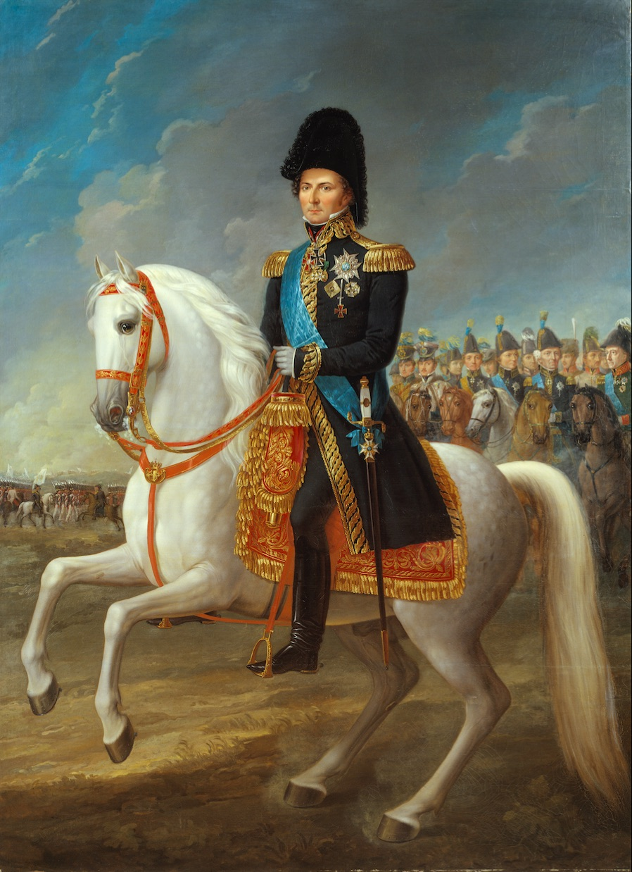 Карл XIV Юхан.