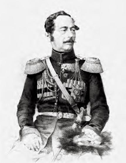 Генерал Николай Муравьев.