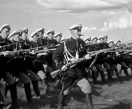Белогвардейцы. «Чапаев», 1934.