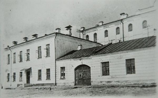 Владимирский централ. Фото 1913−1917 годов.