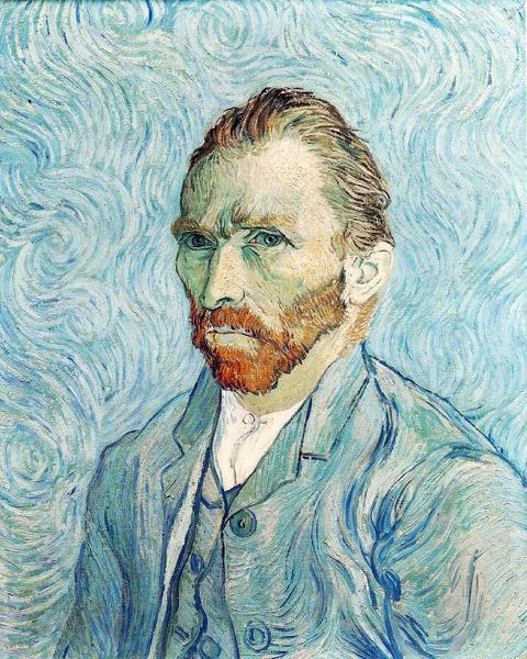 фото 2 Винсент Ван Гог. Автопортрет. Сен-Реми, сентябрь 1889.jpg