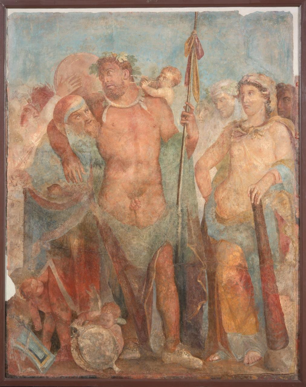 Геракл и Омфала.