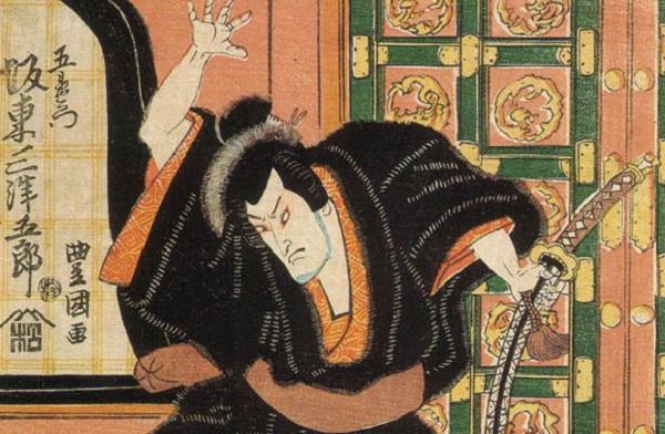 Ишикава Гоэмон — персонаж театра кабуки.