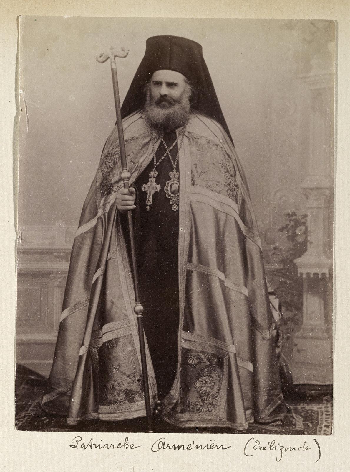 Патриарх, 1880.