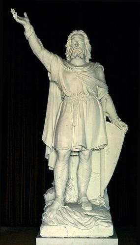 Ален Кривая Борода, герцог бретонский