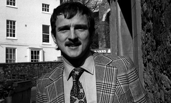 Эндрю Ньютон в 1978-м году.