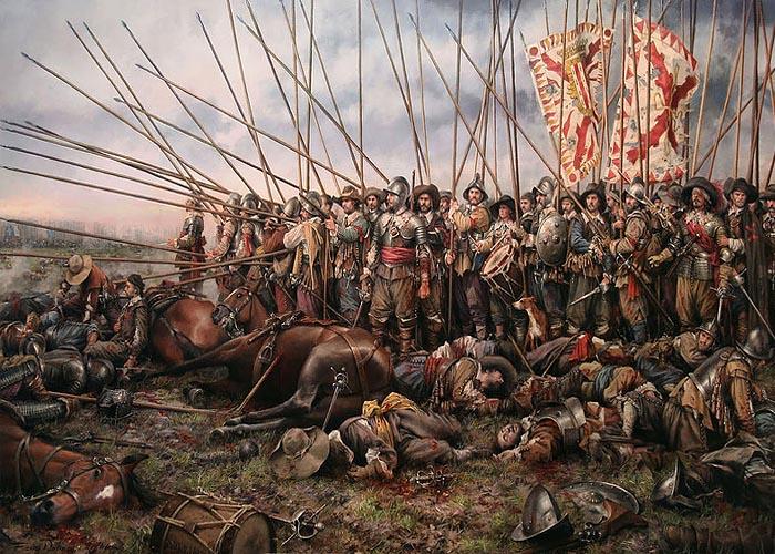 Восстание жнецов: каталонцы против испанского абсолютизма