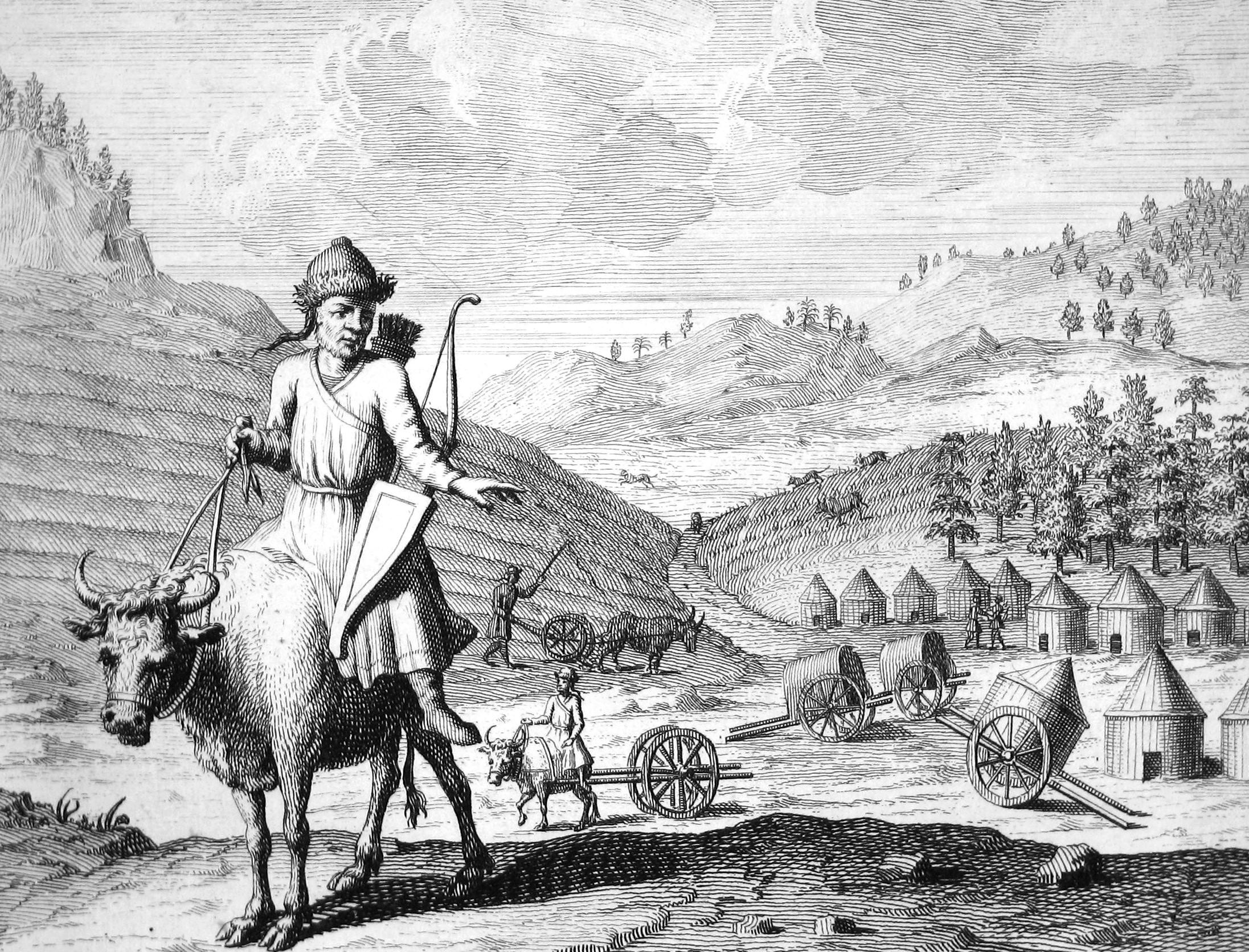 Заметки Ибн Фадлана многое рассказывают о Волжской Булгарии. <br>
