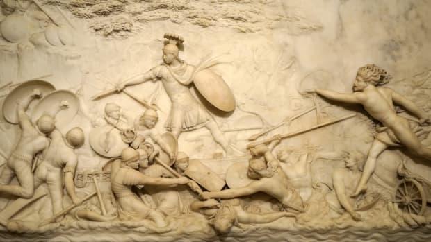 Рабов добывали в битвах. <br>