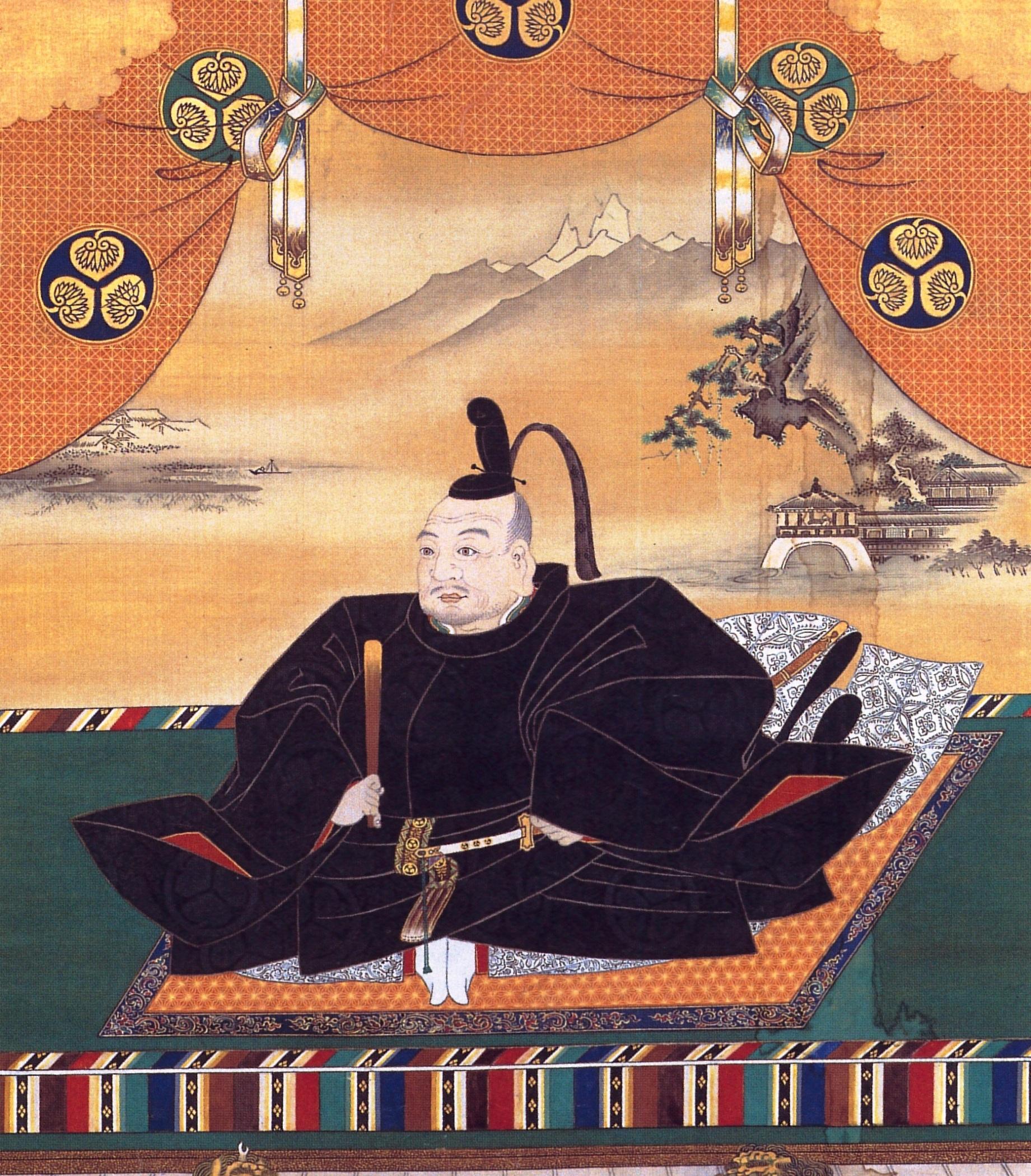 Токугава Иэясу.