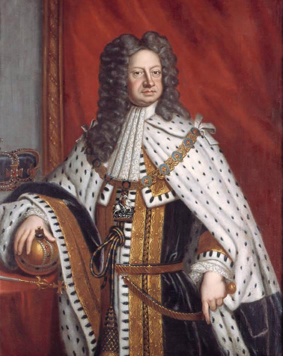 Георг I. <br>