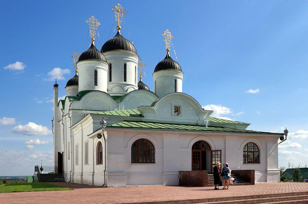 Соборная церковь.