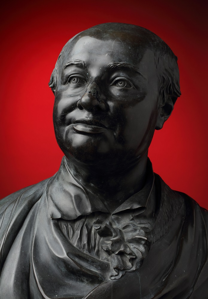 Шубин Ф. И. Портрет М. В. Ломоносова, 1793.