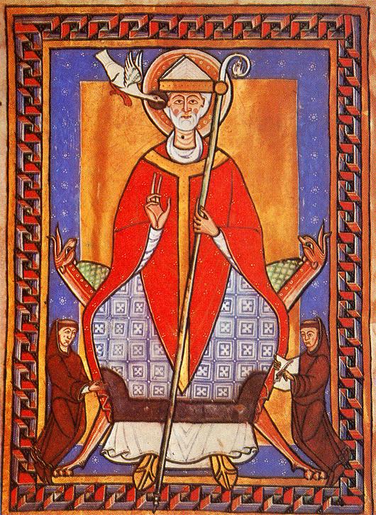 Папа Григорий VII.