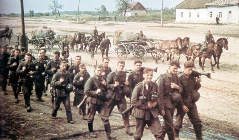 Июнь 1941 г. <br>
