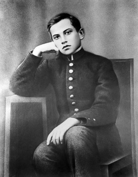 Vladímir Maiakovski, poeta y actor - Ventana a Rusia