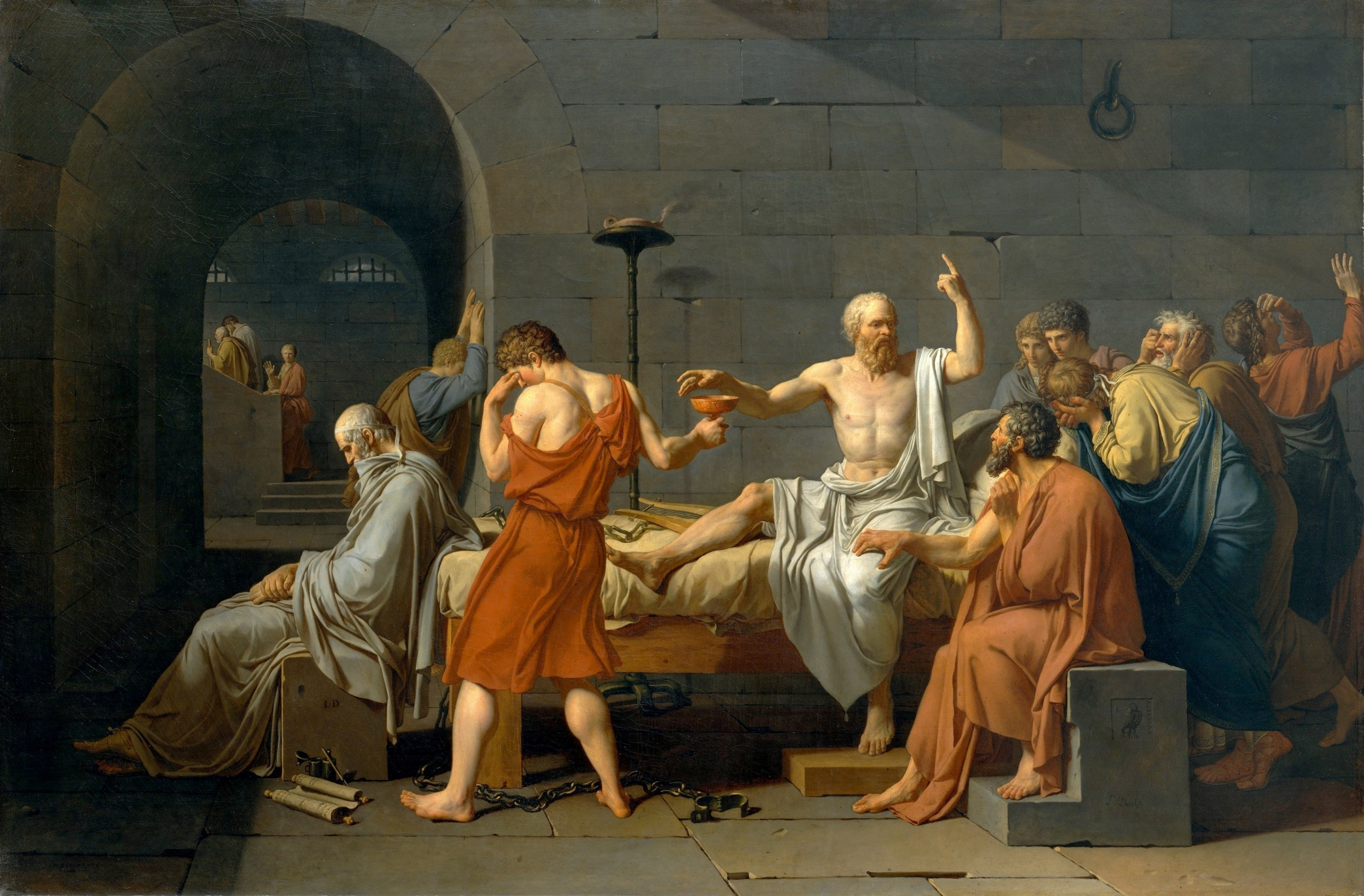 an analysis of the character of socrates as depicted in euthyphro by plato This essay will not only test my ability to recognize and engage philosophical concepts and analysis  plato socrates plato's euthyphro essay sample.