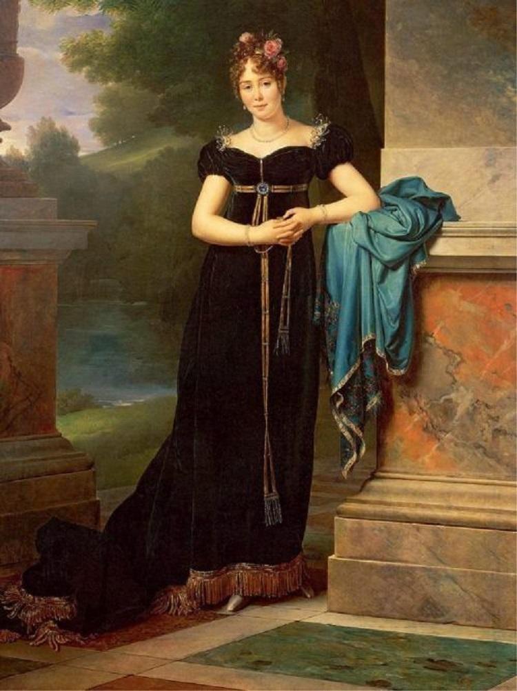 Мария Валевская. Франсуа Жерар, 1812. <br>