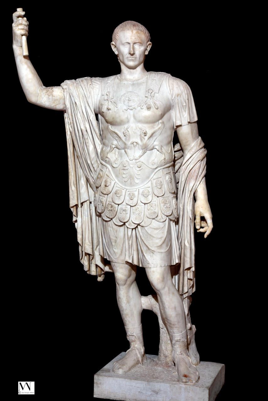Статуя Марка Олкония Руфа.