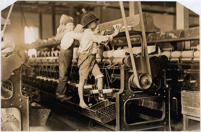 the great revolution of the it industry Aspects of the industrial revolution in britain the power of industry that propelled british goods and guns around the globe also brought its views of the first.