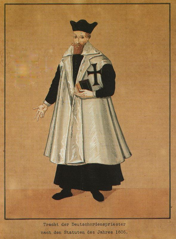 Брат ордена XV-XVI вв.