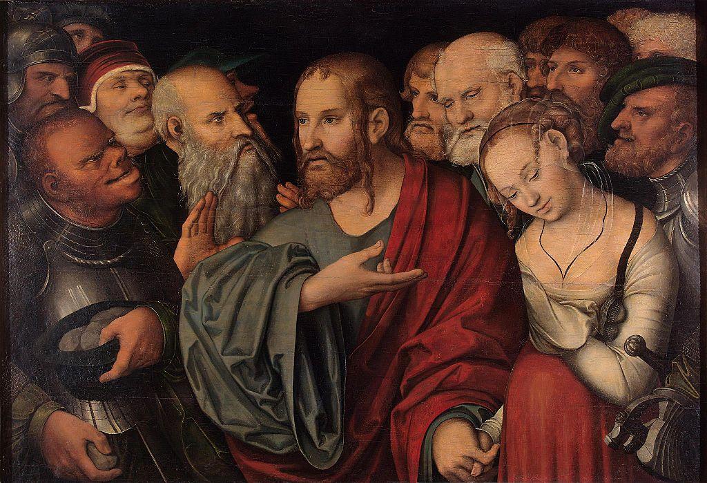 30 младшии Христос и грешница.jpg